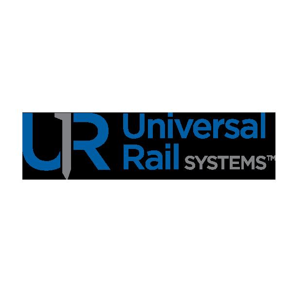 Universal rail logo